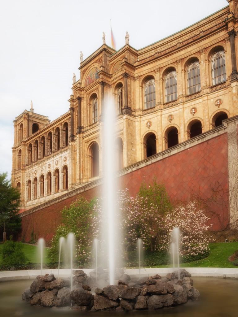 Brunnen Maximilianeum